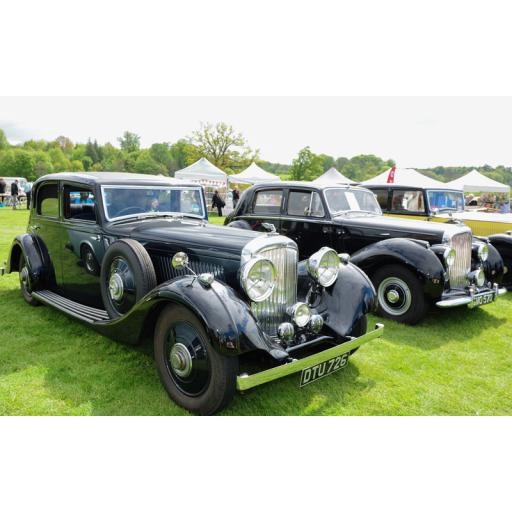 Newstead Abbey Classic Vehicle Show – Sunday 27 September 2020