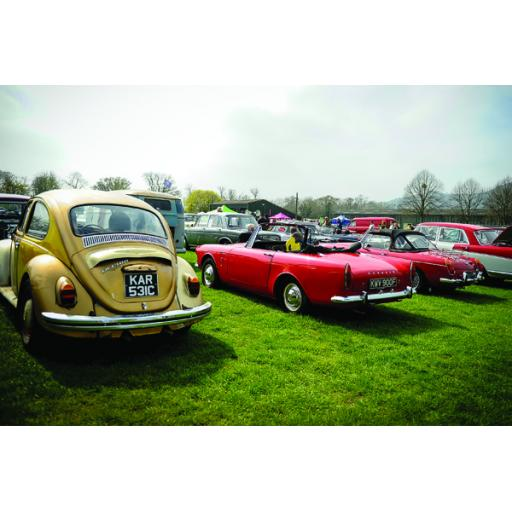Sunday 25 July 2021 - North Wales Classic Car & Motorcycle Show at Bodrhyddan Hall