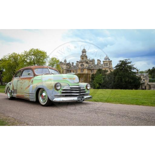 Sunday 30 & Monday 31st May - Notts Classic Car & Motorcycle Show at Thoresby Park