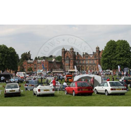 Sunday 30 & Monday 31st May - Cheshire Classic Car & Motorcycle Show at Capesthorne Hall