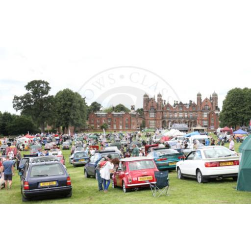 Sunday 29 & Monday 30 August 2021 - Cheshire Classic Car & Motorcycle Show at Capesthorne Hall