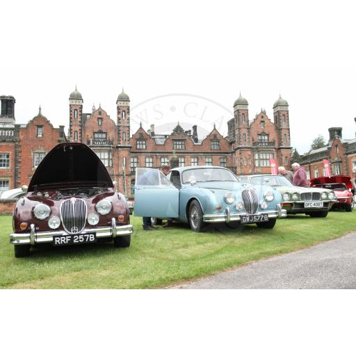 Sunday 18 July 2021 - Cheshire Classic Car & Motorcycle Show at Capesthorne Hall