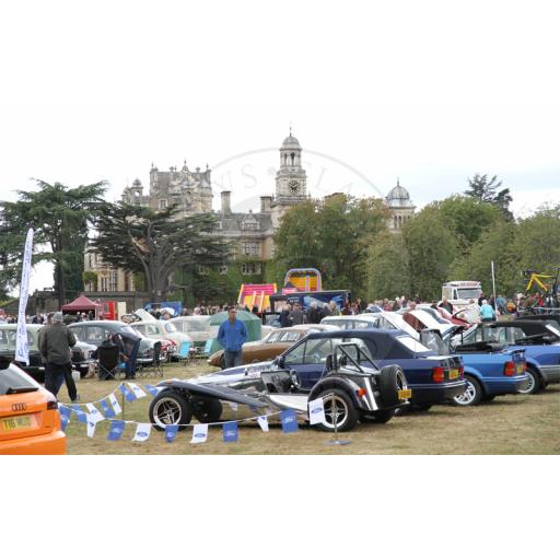 Sunday 29 & Monday 30 August 2021 - Notts Classic Car & Motorcycle Show at Thoresby Park