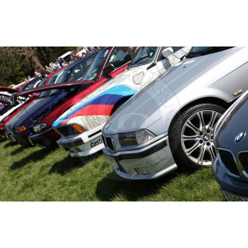 Sunday 19 September 2021 - North Wales Classic Car & Motorcycle Show at Bodrhyddan Hall
