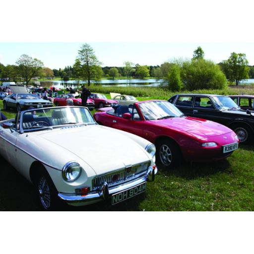 Notts Classic Car & Motorcycle Show – Sunday 13 September 2020