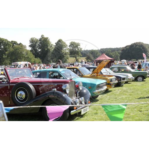 Sunday 10 October 2021 - Notts Classic Car & Motorcycle Show at Thoresby Park