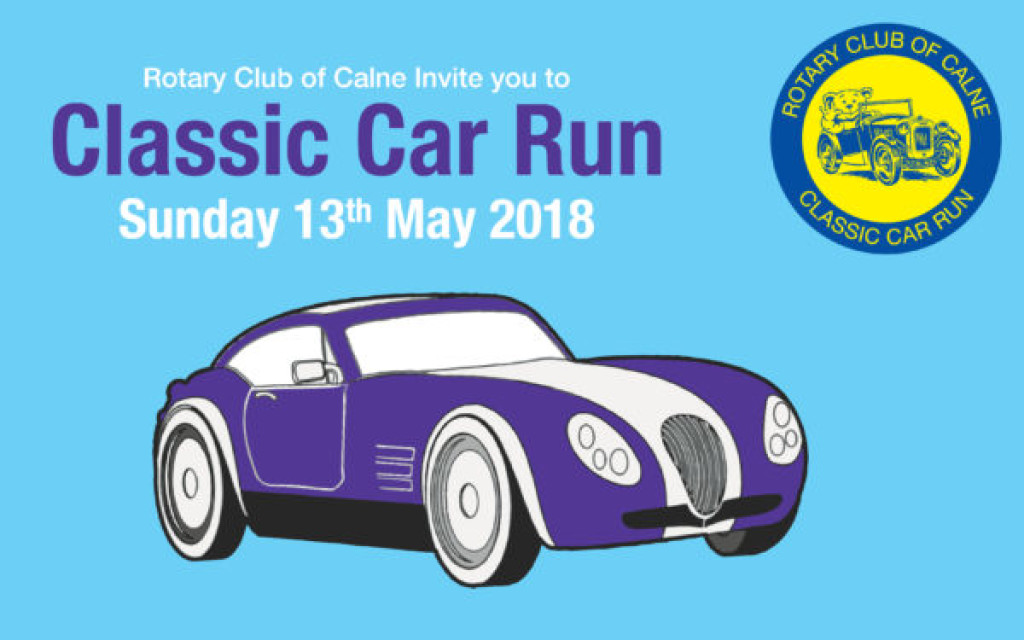 Rotary Club Classic Car Run – May 2018
