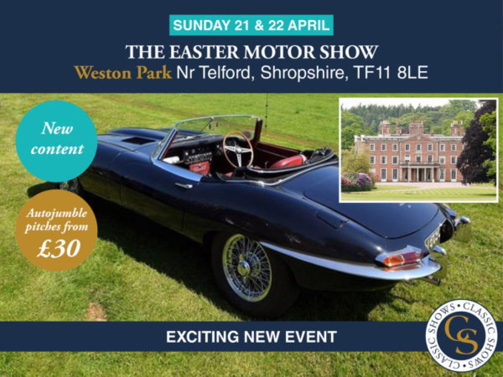 Exciting New Event at Weston Park
