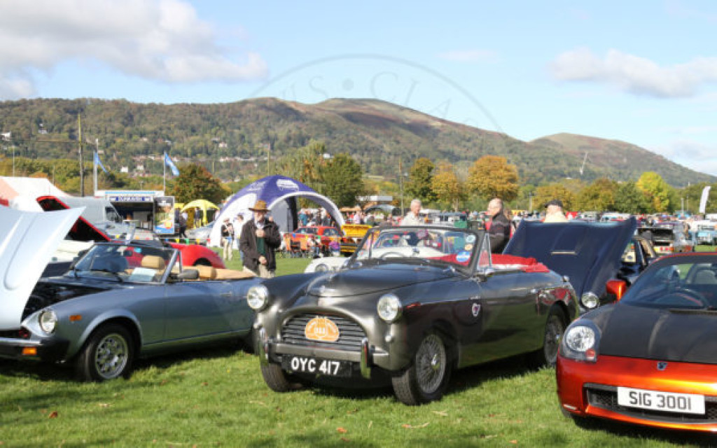 The Malvern Festival of Transport at the Three Counties Showground – Gallery and Concours Winners