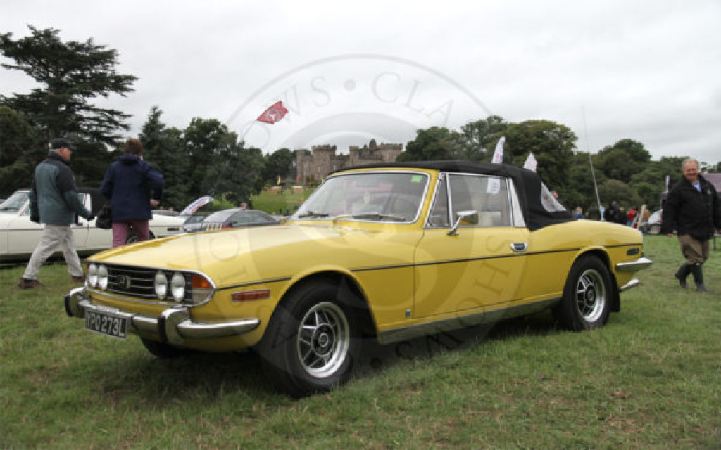The Festival of 1000 Classic Cars and NW Classic Motorcycle Show at Cholmondeley Castle – Gallery and Concours Winners
