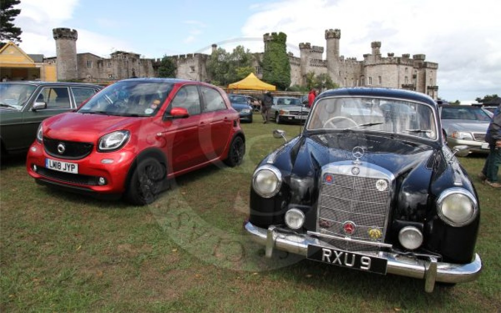 Classics at the Castle at Bodelwyddan Castle – 29 July 2018 – Concours Winners