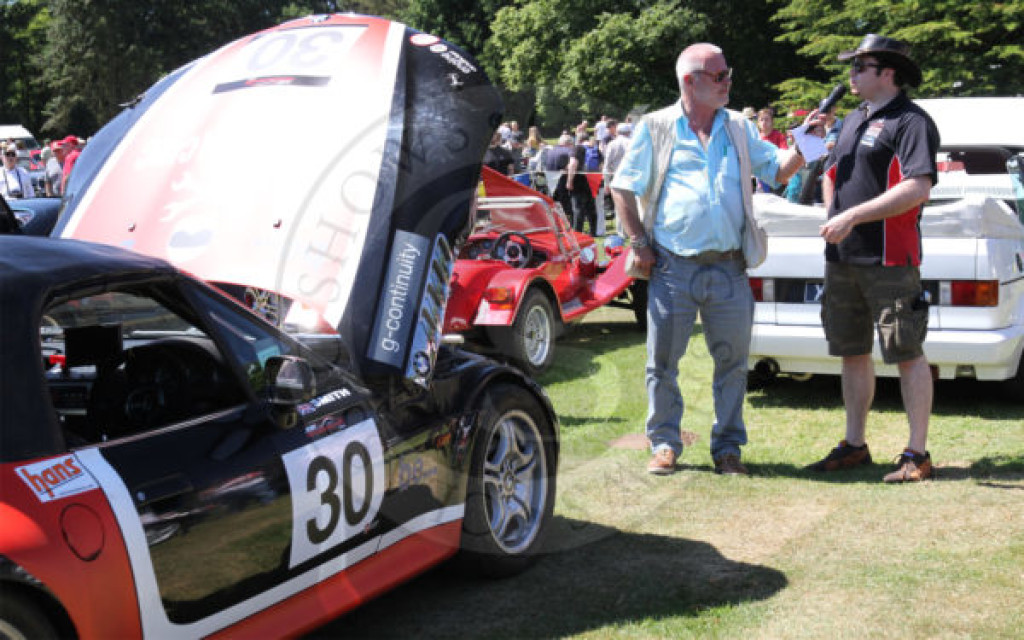 Concours Winners for the Father's Day Classic Car & Motorcycle Show at Clumber Park. 18 June 2017.
