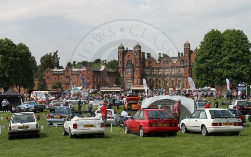 Cheshire Classic Car and Motorcycle Show – 27 & 28 May 2018 – Concours Winners