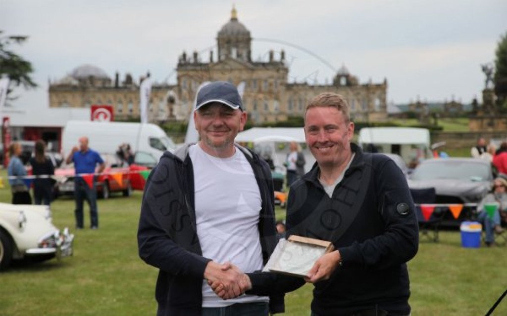 Father's Day Classic Car and Motor Show at Castle Howard – 17 June 2018 – Concours Winners