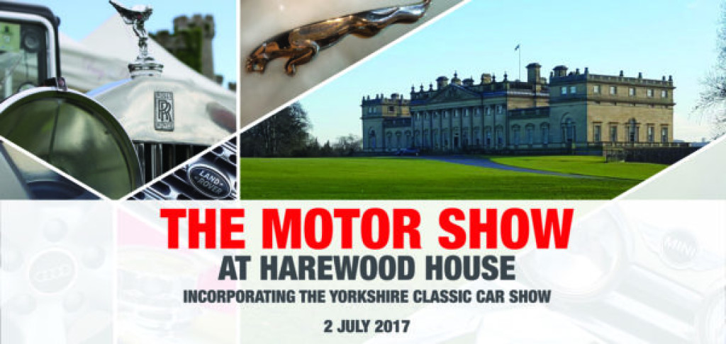 Andrew Greenwood's Blog – The Motor Show at Harewood House – Update 3