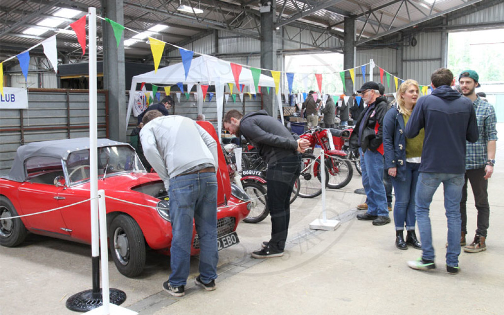 The Malvern Festival of Transport – 8 April 2018 – Concours Winners