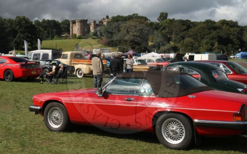 Excellent Advance Exhibitor Numbers seen at the Festival of 1000 Classic Cars at Cholmondeley Castle