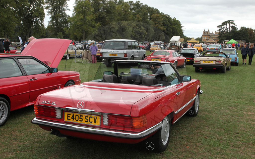 Blenheim Palace Festival of Transport – 26 & 27 August 2018 – Concours Winners