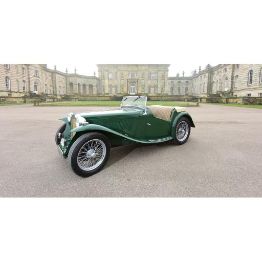Sunday 20 June 2021 - Father's Day Motor Show at Castle Howard